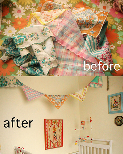 Scarf Bunting