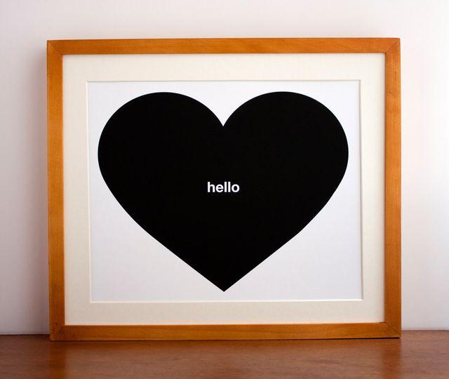 HelloHeartBlack
