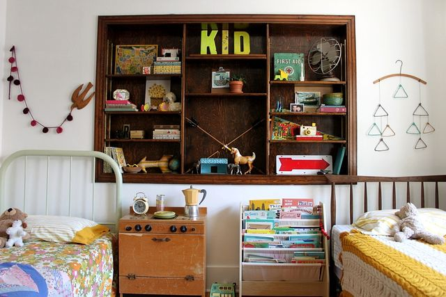 Kids'roomdisplay