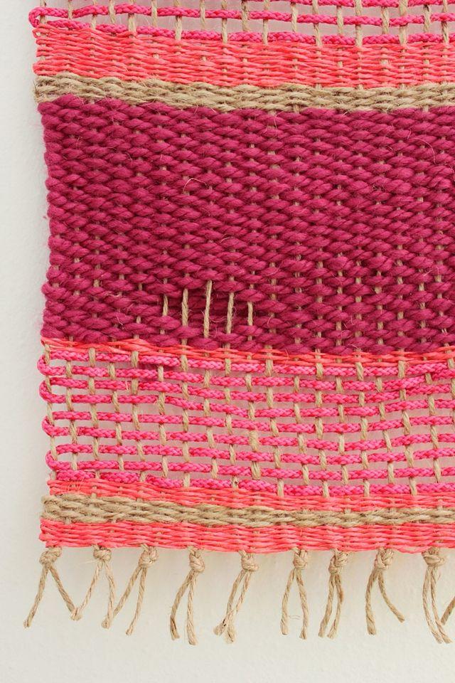Wall Hanging Close Up