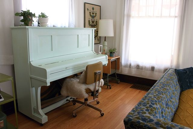 Mint Piano DIY