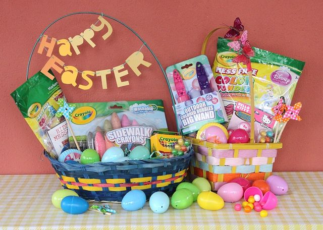 Crayola Easter Basket Giveaway