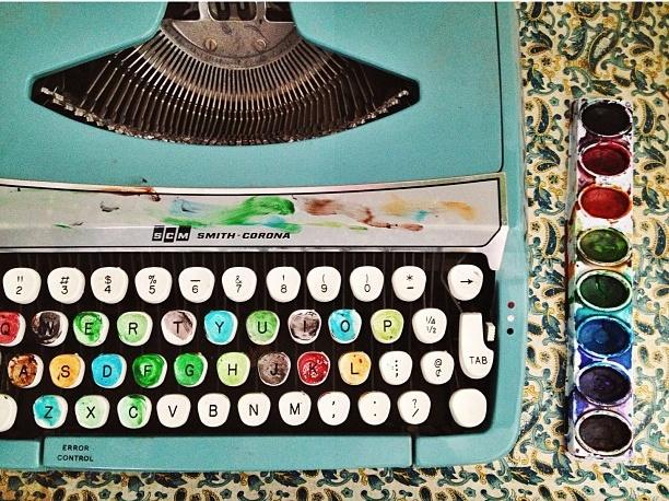 Ruby's Typewriter