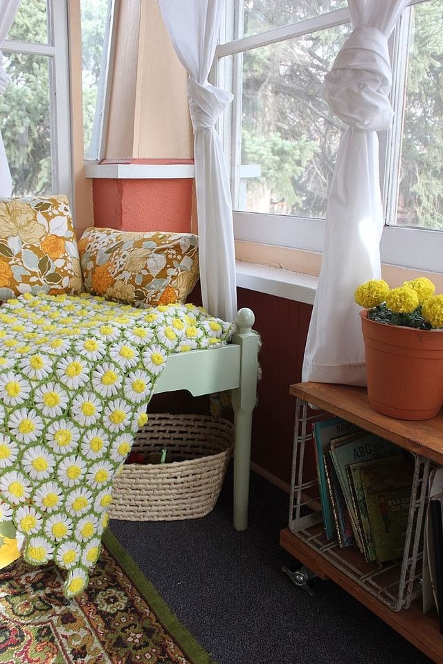 Daybed Makeover