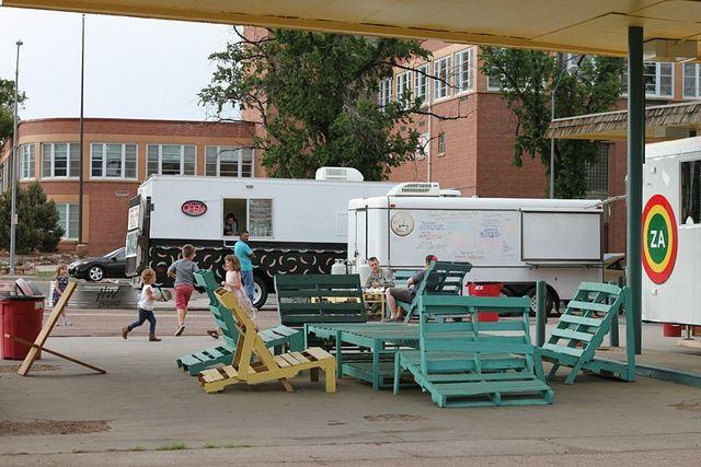 Food Truck Lot
