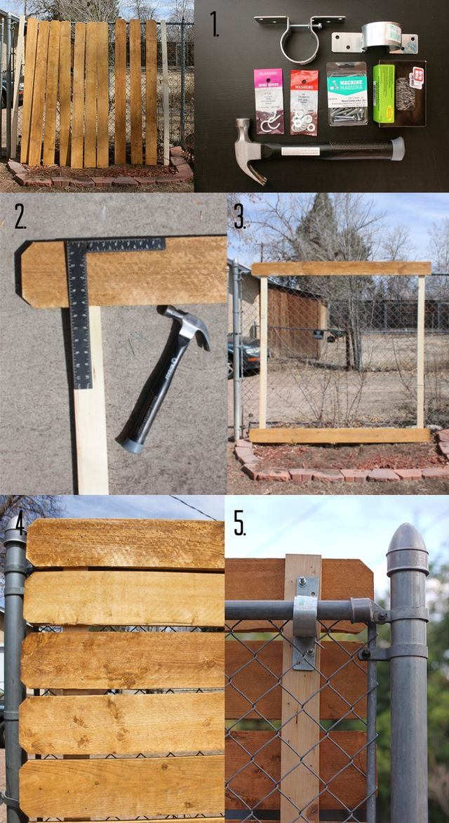 Cedar Panel Steps