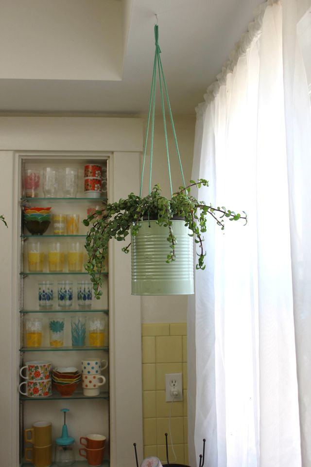 Coffee Can Planter