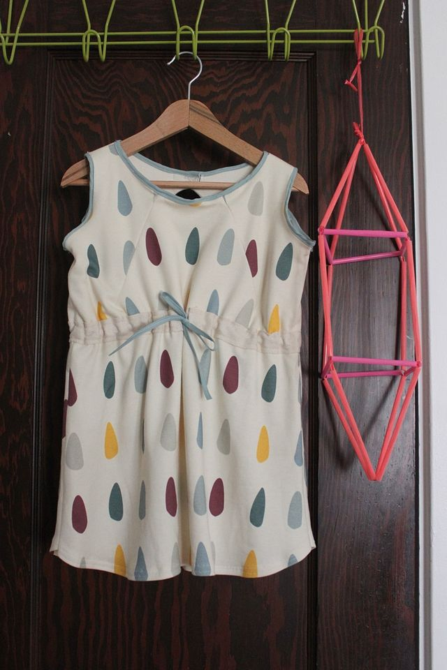 Spring Rain Dress
