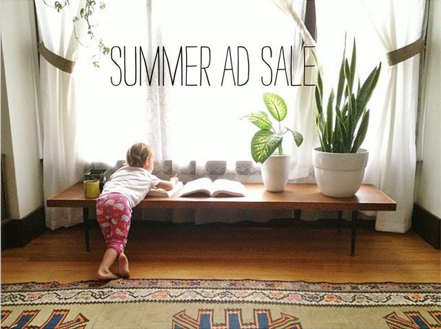 Summer Ad Sale Image