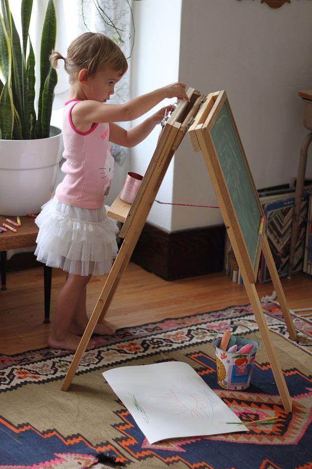 Art Easel DIY 3
