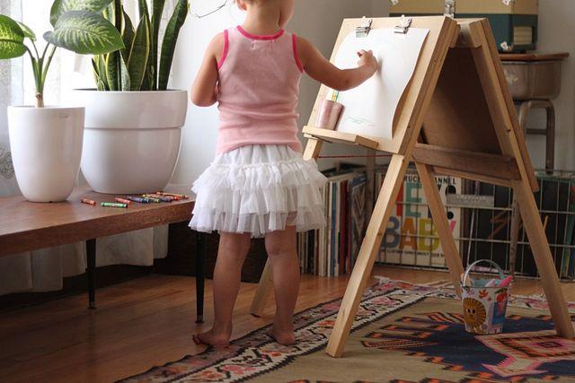 Art Easel DIY 2