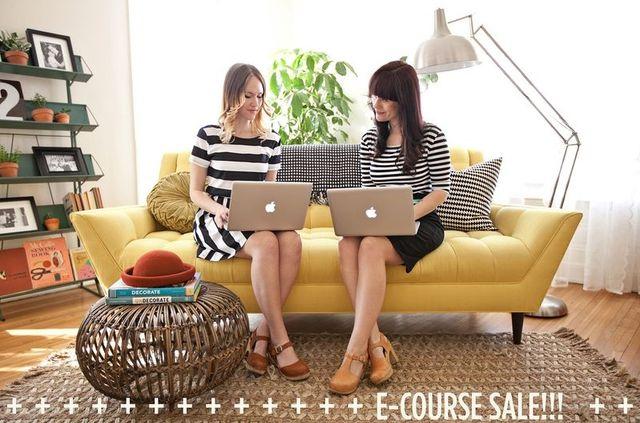 E-Course Sale