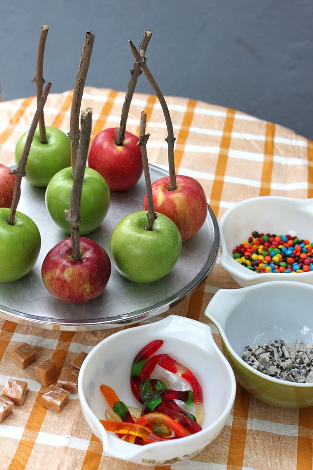 Caramel Apples At Home