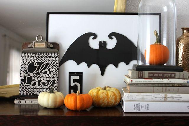 Bat Decor