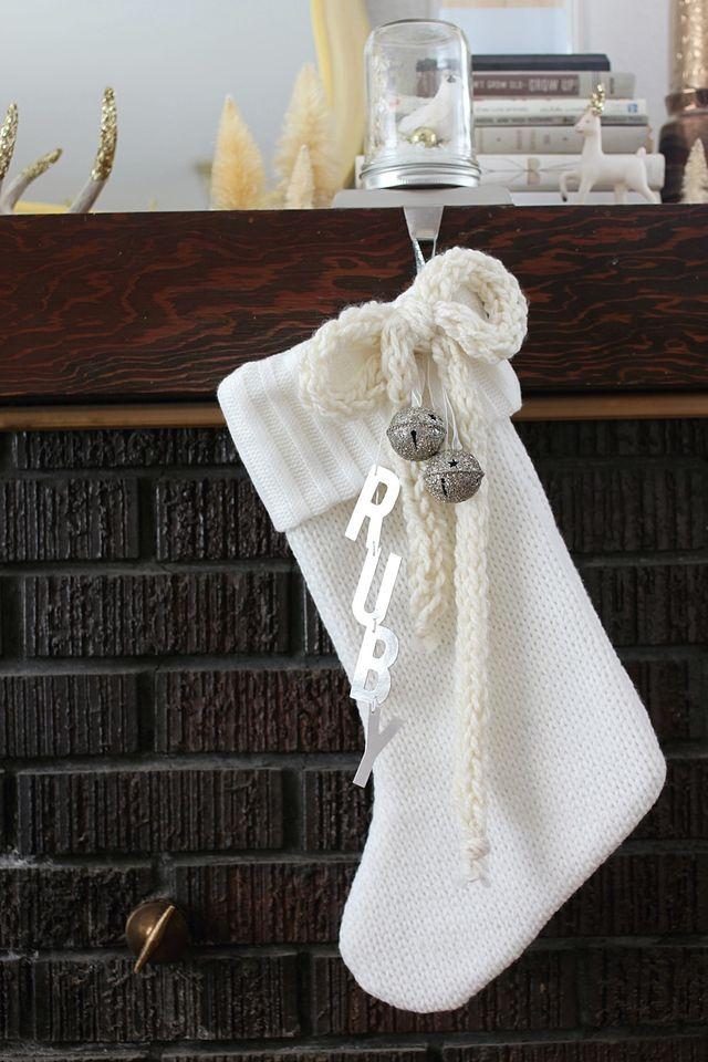 Customized Stocking DIY