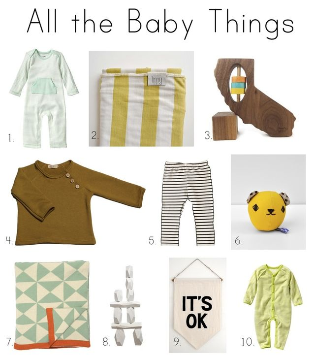 All The Baby Things