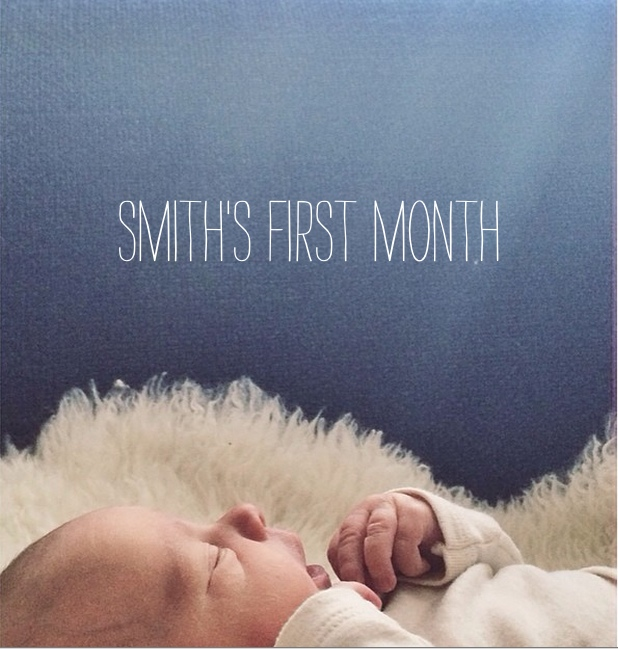 SmithsFirstMonth