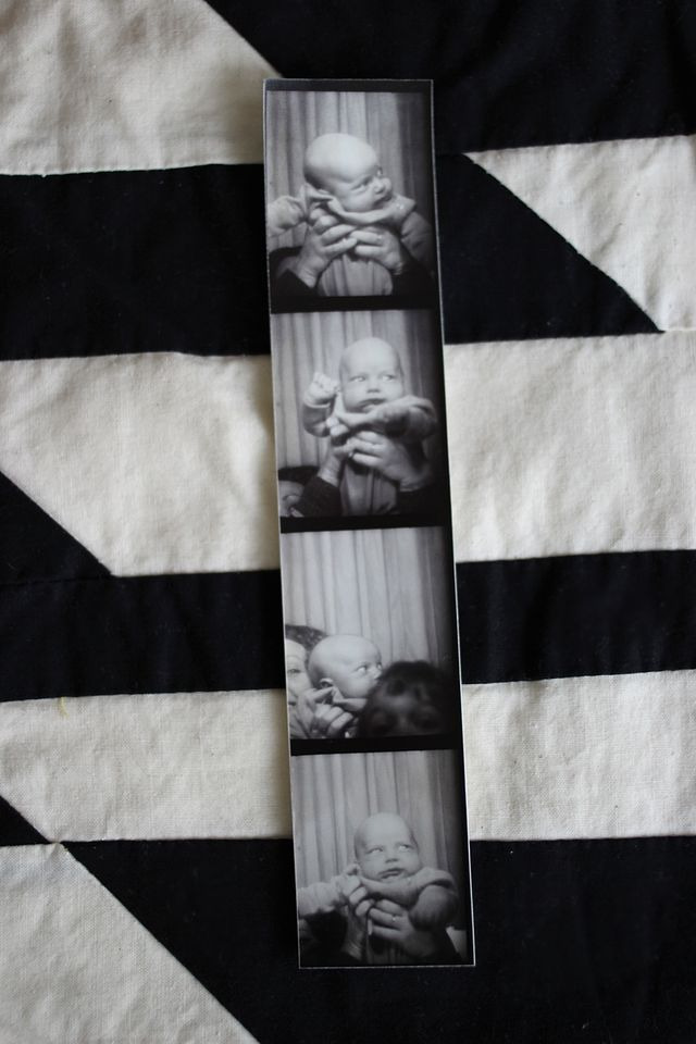 First Photostrip