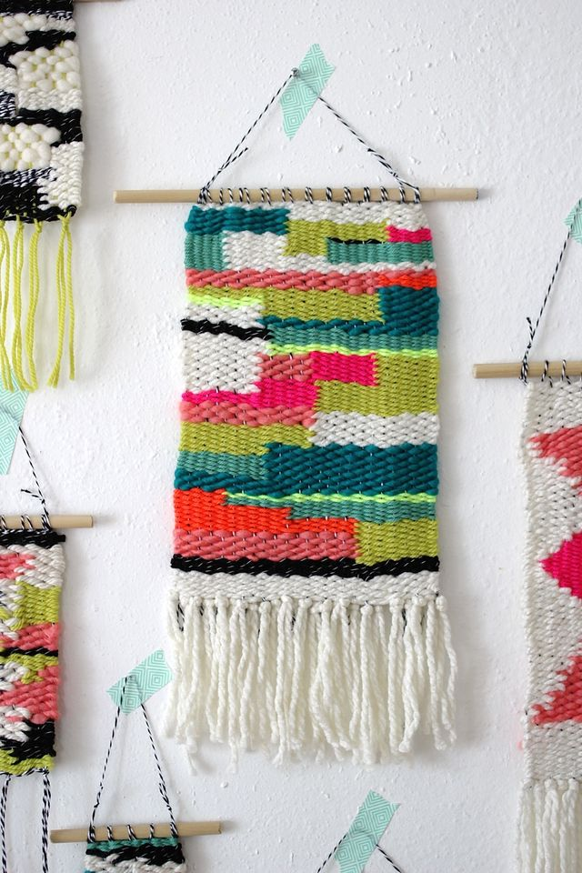 A Sunday Weaving by Rachel Denbow