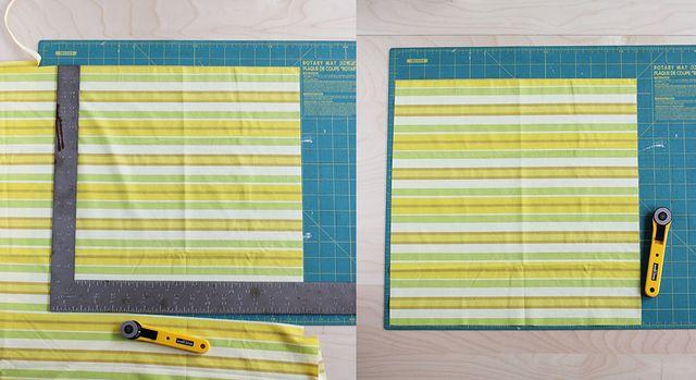 Cloth Napkin Steps -1