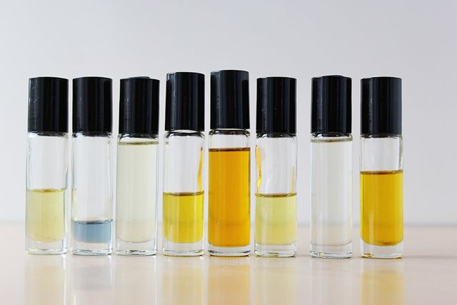 Fractionated Essential Oils