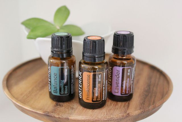DoTERRA oils for anxiety