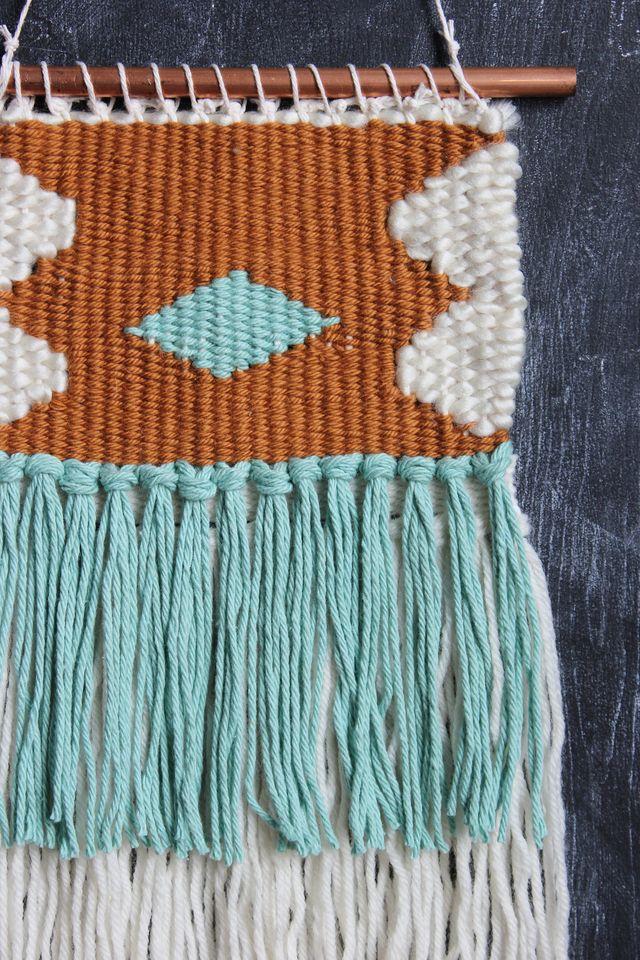 Diamondback Weaving