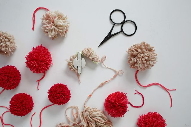 Make Your Pom Poms