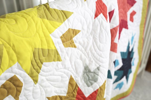 Design your own quilt with ShopStitched.com
