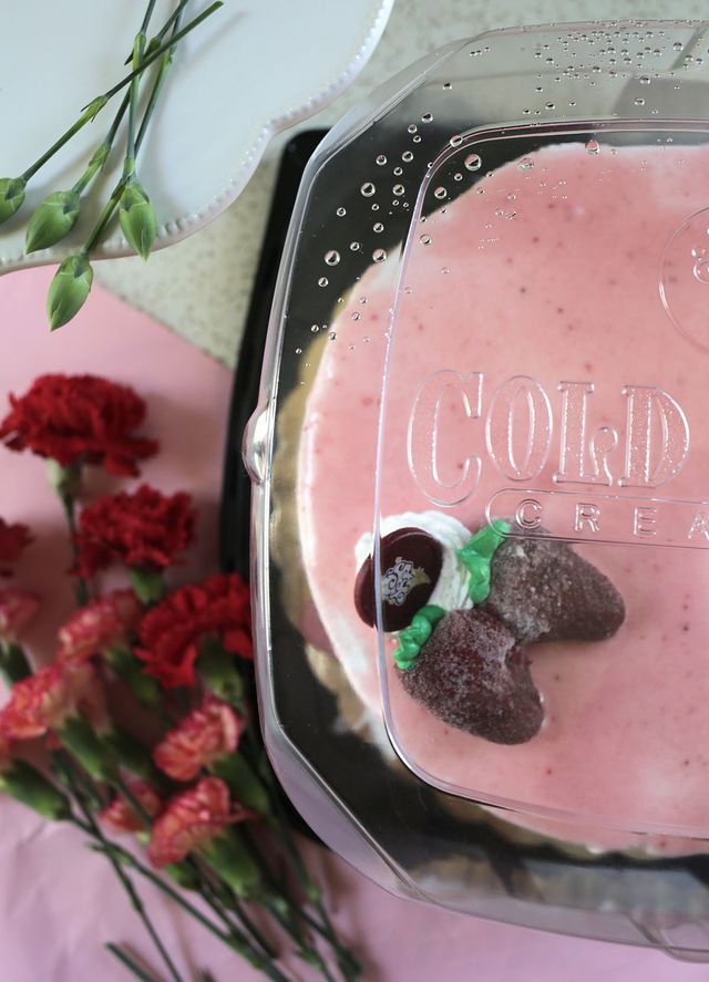 Cold Stone Cake