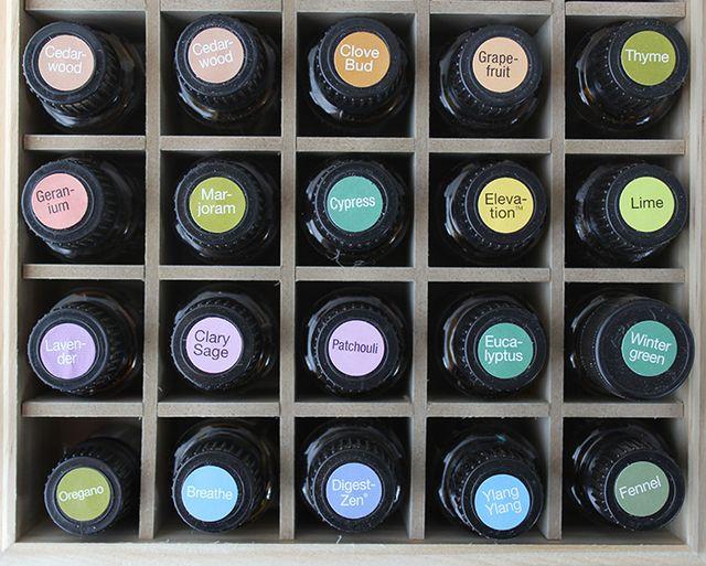 Organizing Oils