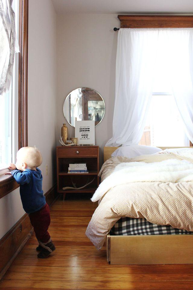 Bedroom Peek