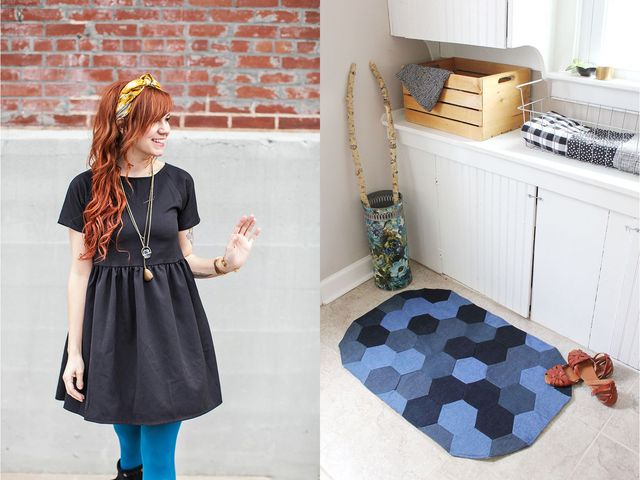 Sew with Us-Twenty sewing projects including both home decor and wearables to teach you how to sew!