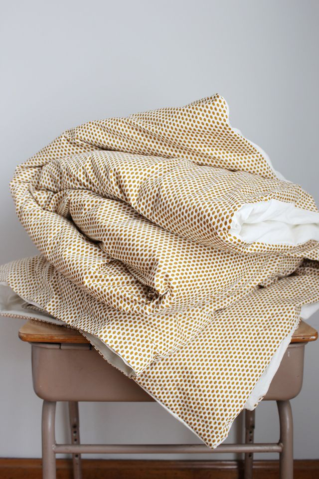 Duvet Cover Folded