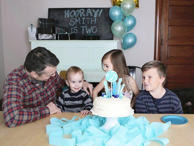 Smith's Birthday 1