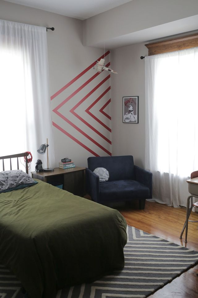 Sebastian's Room Makeover