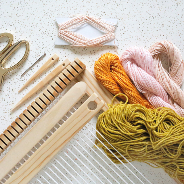 Weaving Basics Tools