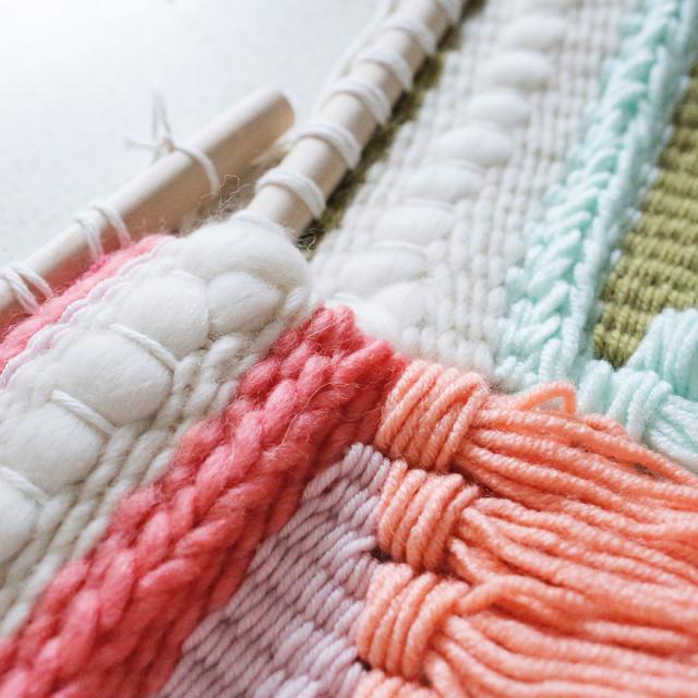 Weaving Basics Finished Product