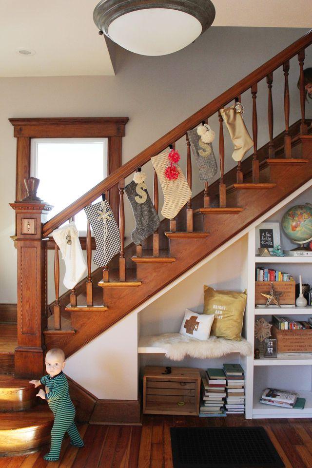 Sneaking Upstairs