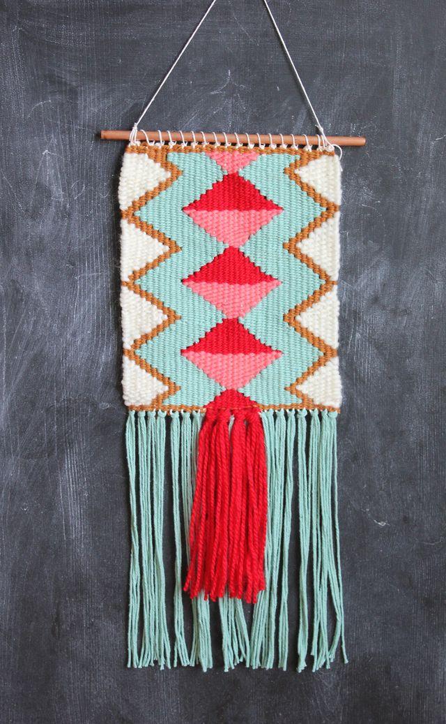 Emma's Weaving