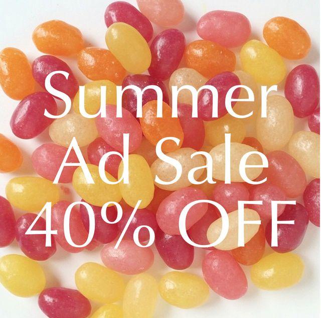 Summer Ad Sale