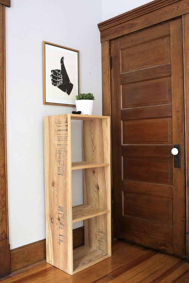 BEFORE Bookshelf